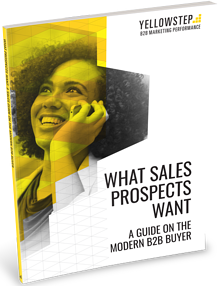 What sales prospects want guide
